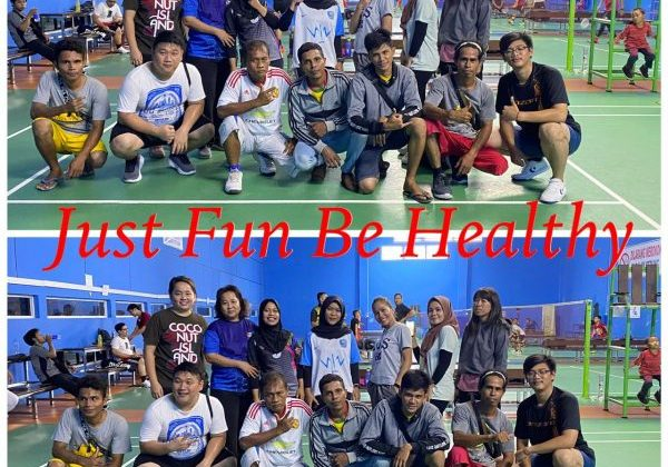 TEAM KOTA BERKAT JUST FUN BR HEALTHY